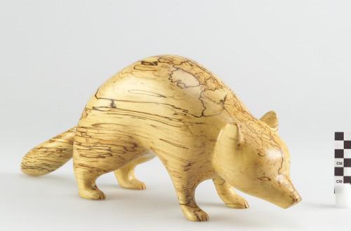 artistsanimals:Title: Raccoon FigureArtist: Boyce AllisonDate:…